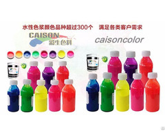 Any Fluorescent Pigment Color For Your Choice