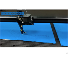 Fabric Cloth Textile Cutting Laser Cutter