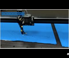 Fabric Cloth Textile Cutting Laser Cutter