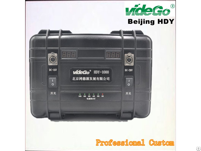 Emergency Portable Lithium Power Supply1000wh