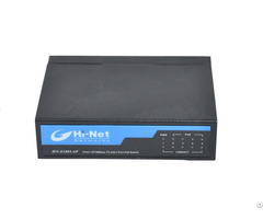 Five Port Fast Poe Switch