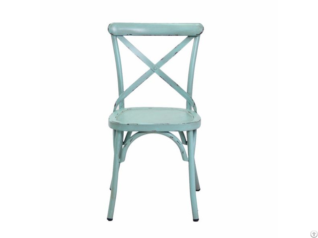 Industrial Metal Factory Quality Restaurant Chairs