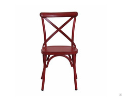 Commercial Outside Side Chair For Dining