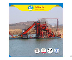 Hl B200 200m3 Chain Bucket Dredgers