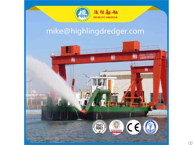 China Top Traling Hopper Dredger