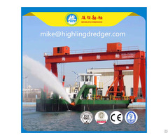 China Top Traling Hopper Dredger