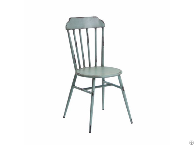 Iron Frame Chairs