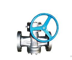 Pressure Balanced Plug Valve Class 150 300 600 900 Lb