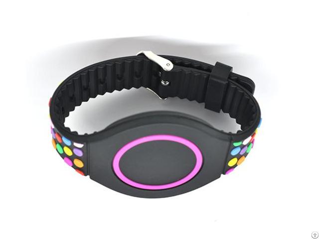 Rfid Silicone Wristband Tags