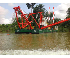 Highling River Sand Cutter Suction Dredger