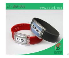 Rfid Leds Silicone Wristband