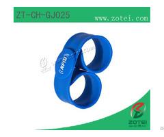 Clap Silicone Wristband Tag