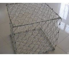 Woven Gabion Cage