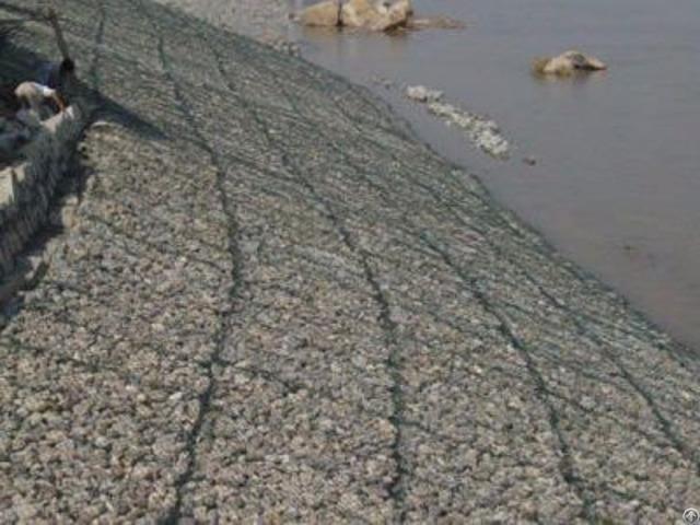 Gabion Coastal Protection