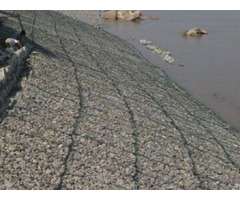 Gabion Coastal Protection