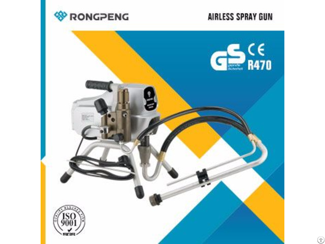Airless Paint Sprayer High Pressure Pump 470