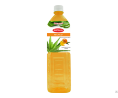 Okyalo Wholesale 1 5l Aloe Vera Juice Drink With Mango Flavor