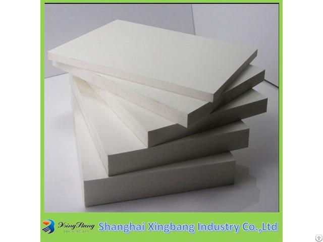 High Density White Pvc Foam Board
