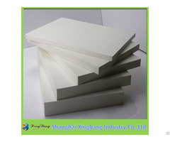 High Density White Pvc Foam Board