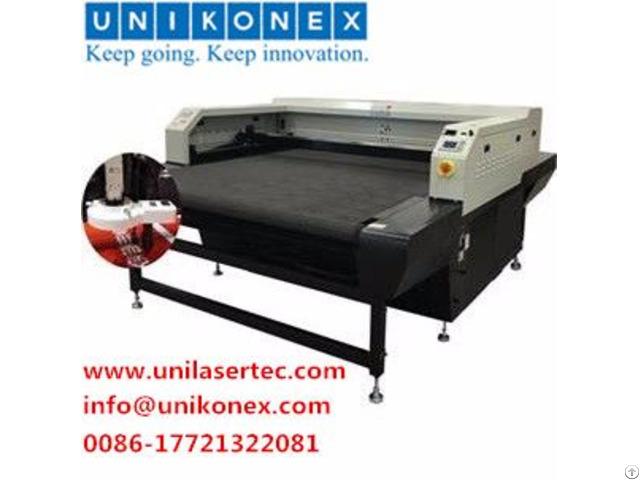 Ul Vc 180100 Printed Fabric Laser Cutter