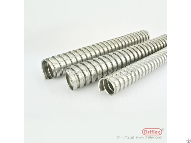 Stainless Steel Squarelocked Flexible Conduit