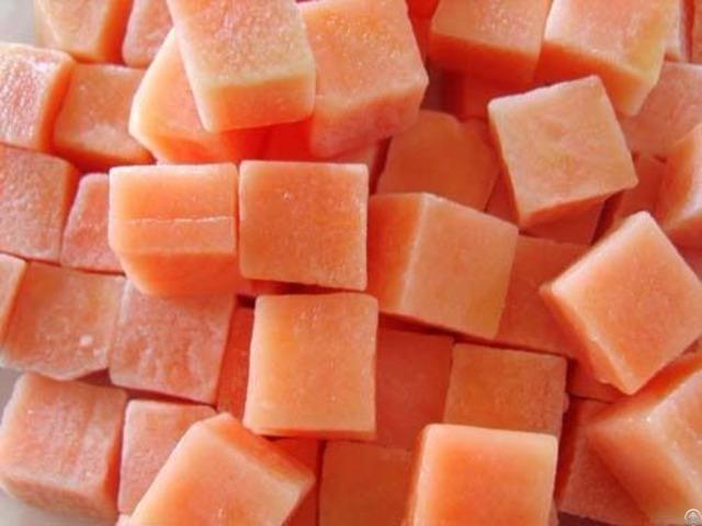 Frozen Papaya