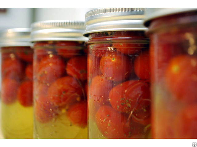 Pickled Tomatoes