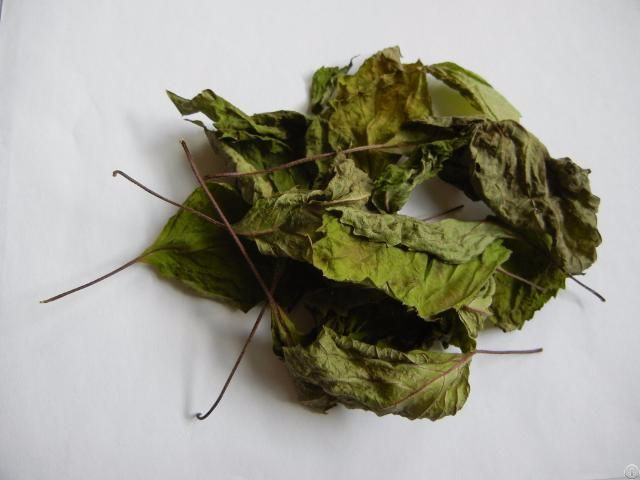 Dried Perilla