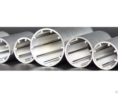 Wedge Wire Tube Slotted Tubes