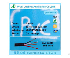 Pvc Powder For Cable And Wire