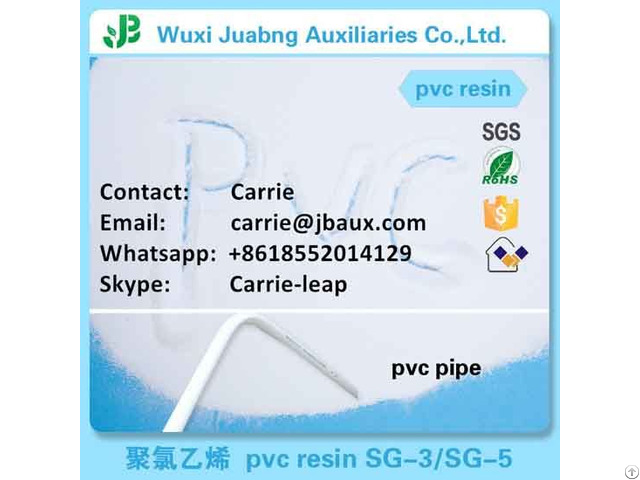 Pvc Resin For Pipe