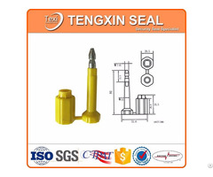 Container Seals For Tampering Evidence