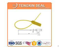 Single Use Plastic Security Seals For Tampering Evidence