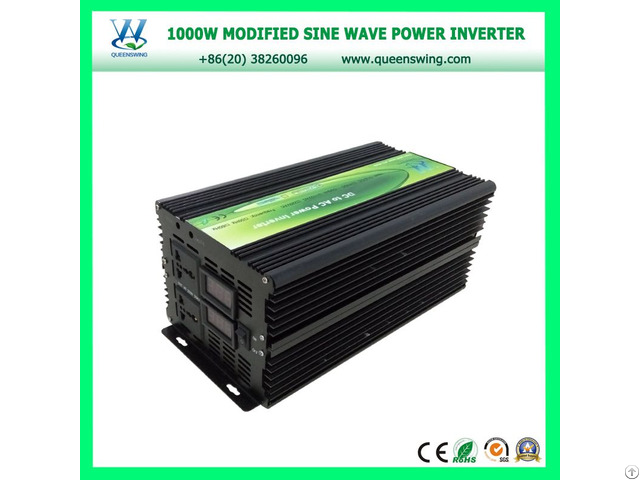 Off Grid 1000w High Frequency Solar Power Inverters Qw M1000