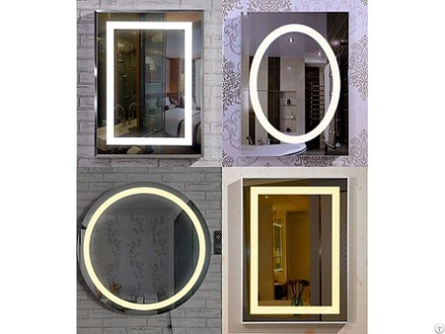 Backlit Mirror