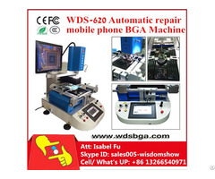 Sales 1 Newest Camera Bga Rework Station Wds 620 Used Infrared Vga Solder And Desolder Machine