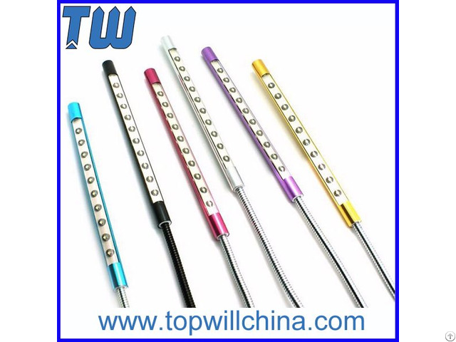 With 10 Leds Portable Usb Led Light