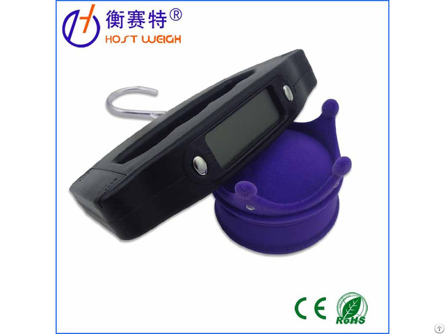50kg 10g Portable Digital Luggage Scale Ns 10