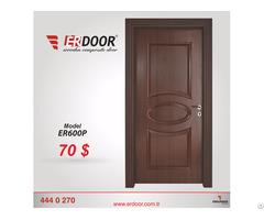 Erdoor Wooden Composite Door Er600p