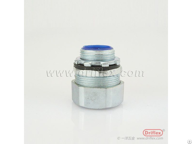 Zinc Alloy Straight Connector