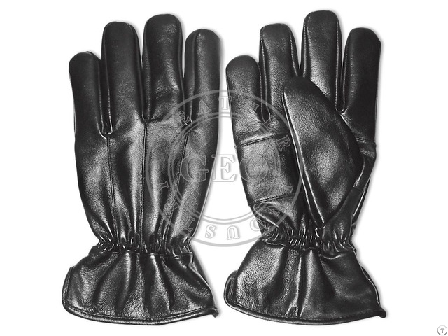 Cut Piece Cheap Price Sheep Leather Winter Gloves