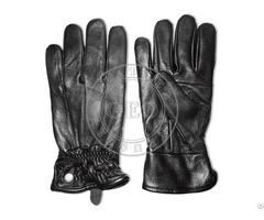 Cut Piece Cheap Price Cp Winter Sheep Leather Gloves