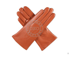Women Fashion Leather Gloves