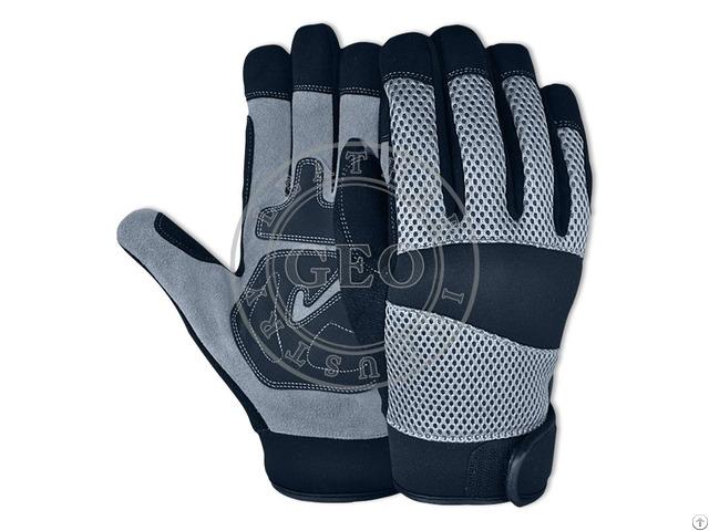 Industrial Safety Mechanics Gloves
