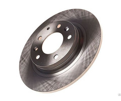 Solid Disc Brake Rotor Aftermarket Vehicle Components
