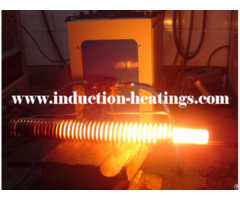 Best Selling Steel Pipe Induction Heating Machine