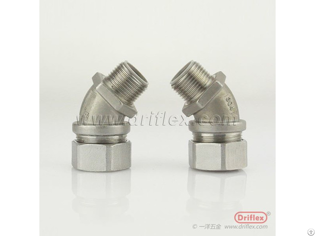 Stainless Steel 45d Angle
