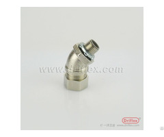 Nickel Plated Brass Flexible Connector
