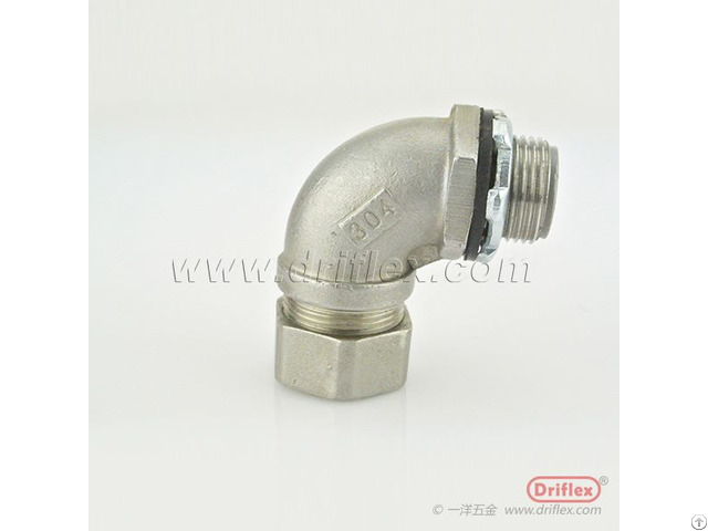 Stainless Steel 316 Adapter Made In China