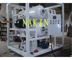 Series Zyd Double Stage Transformer Oil Purifier